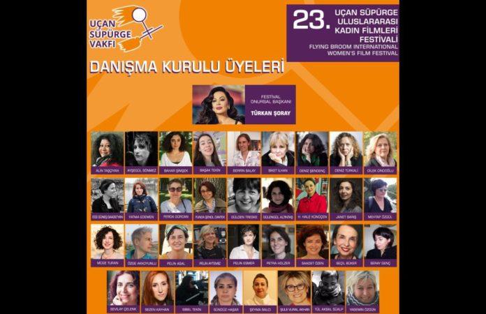 'Online' Uçan Süpürge Uluslararası Kadın Filmleri Festivali Başlıyor