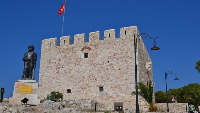 Güvercinada Kalesi UNESCO Dünya Mirası Geçici Listesi'nde