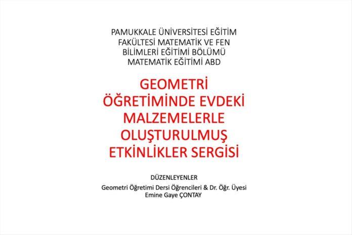 Pamukkale Universitesi sanal Sergisi