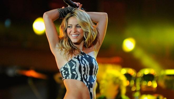 Shakira'dan Yeni Albüm Müjdesi