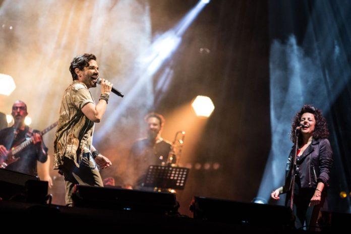 Arabalı Açıkhava Konserleri Kenan Doğulu İle Başladı