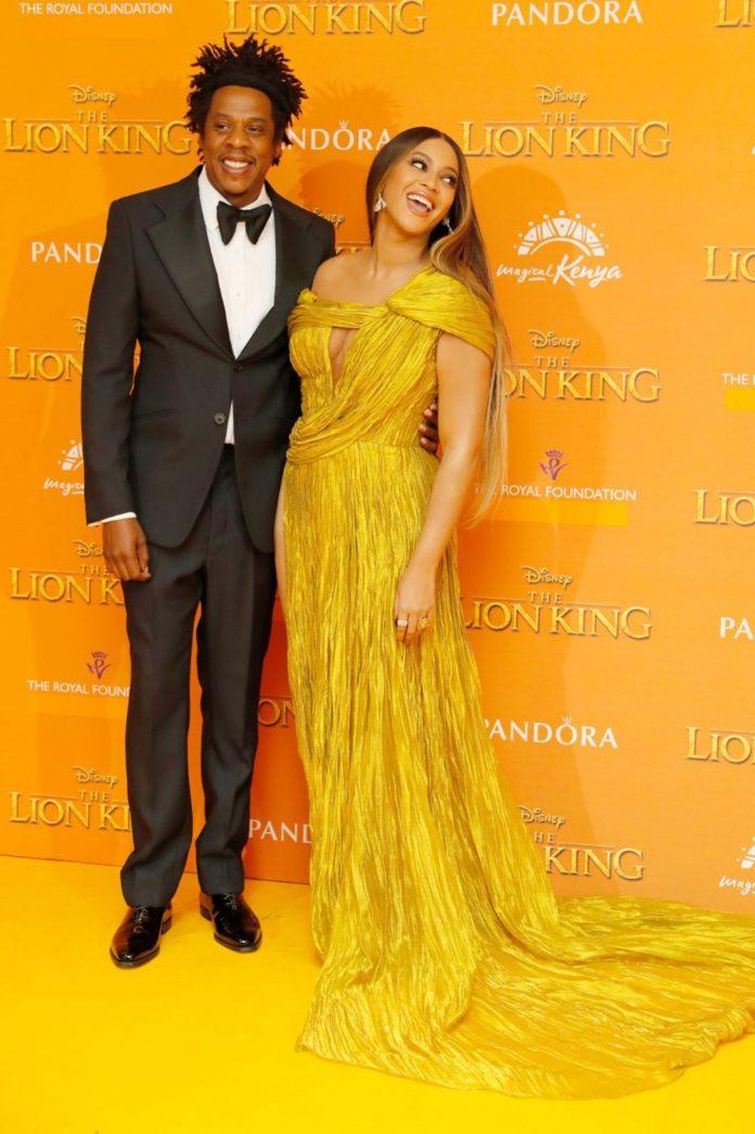 Beyonce, Disney ile 100 Milyon Dolara Anlaştı