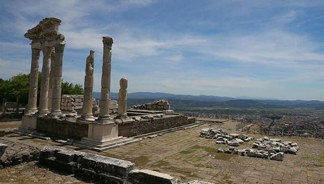 Dünya Mirası Bergama'nın Tarihini Değiştiren Yeni Buluntular