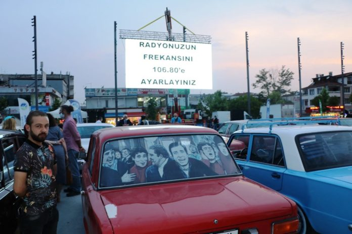 Edirne ve Sakarya'da Açık Hava Sineması