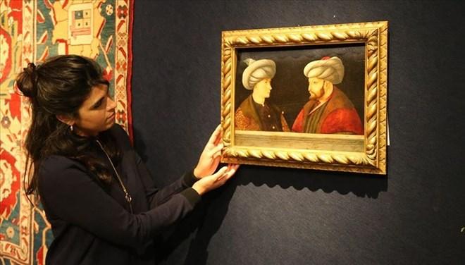 Fatih Sultan Mehmet'in Özel Koleksiyondaki Son Bellini Portresi Açık Artırmayla Satılacak