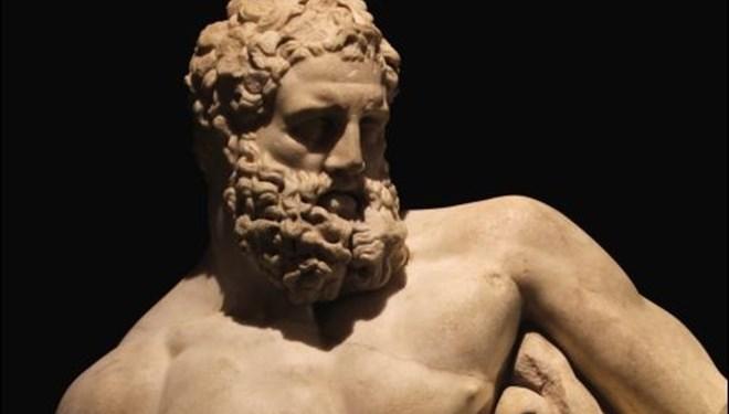 Herakles Büstünün Yer Aldığı Yüzük Taşı Temizlendi