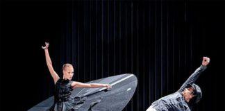 Sosyal Mesafeli Dans İçin Özel Bale Kıyafeti Tasarlandı