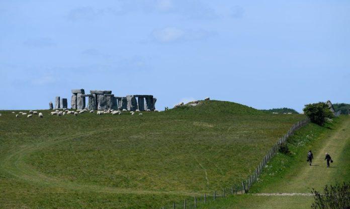 Stonehenge'in Yakınında Yeni Keşif