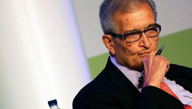 Yazar Amartya Sen'e Barış Ödülü