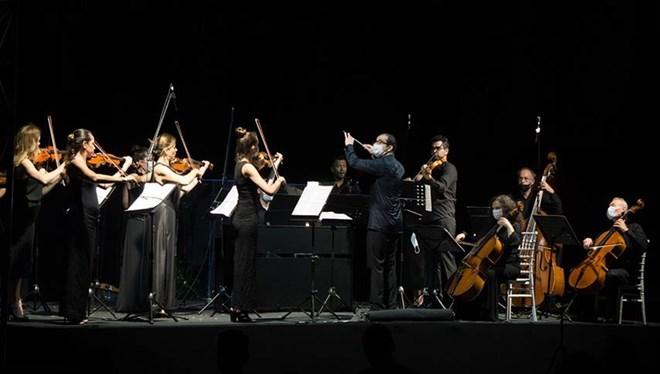İstanbul Devlet Senfoni Orkestrası Açıkhava Konserlerine Başladı