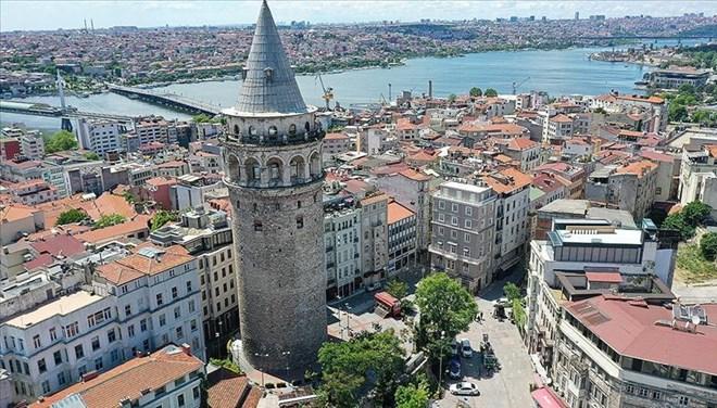 Beyoğlu Kültür Yolu Projesi İstanbul'un ve Bölgenin Cazibesini Artıracak