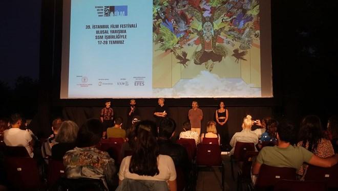 Ceviz Ağacı 39. İstanbul Film Festivali'nde Seyirciyle Buluştu