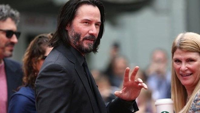 Keanu Reeves'ten Çizgi Roman Serisi