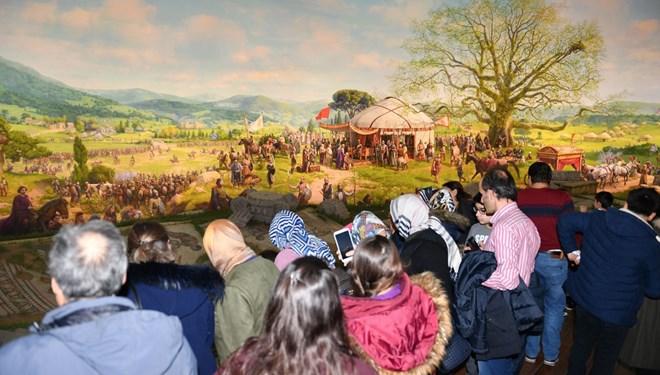 Panorama Fetih Müzesi'ne 800 Bin Ziyaretçi