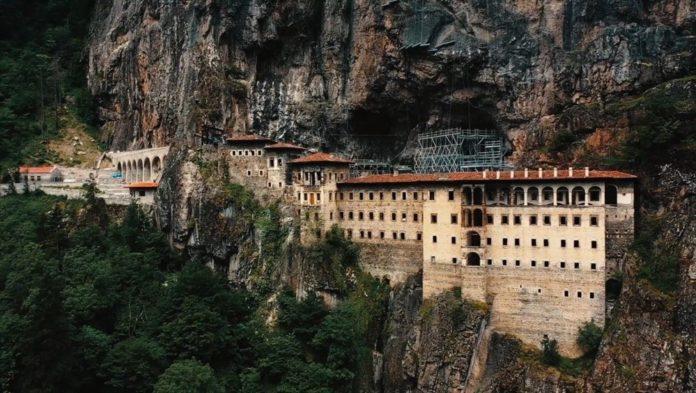 Sümela Manastırı'nın 5 Yıllık Restorasyon Serüveni