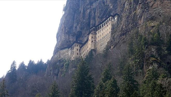 Sümela Manastırı Restorasyonun Ardından Ziyarete Açıldı