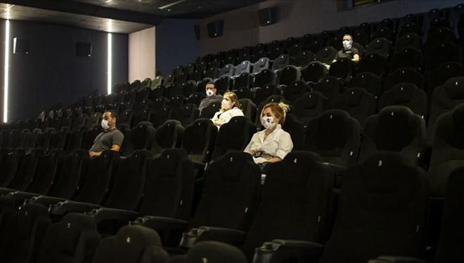 Türkiye Genelindeki 2 Bin 400 Sinema Salonundan Sadece 20'si Açıldı
