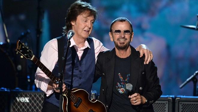 The Beatles'ın Yaşayan İki Üyesi Ringo Starr ve Paul McCartney'den YouTube Konseri