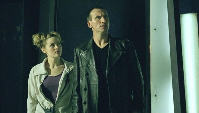 Christopher Eccleston Doctor Who'ya Dönüyor