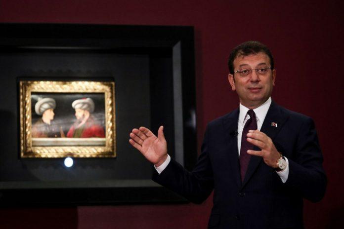Fatih Sultan Mehmet'in Tablosu İlk Kez Gösterildi