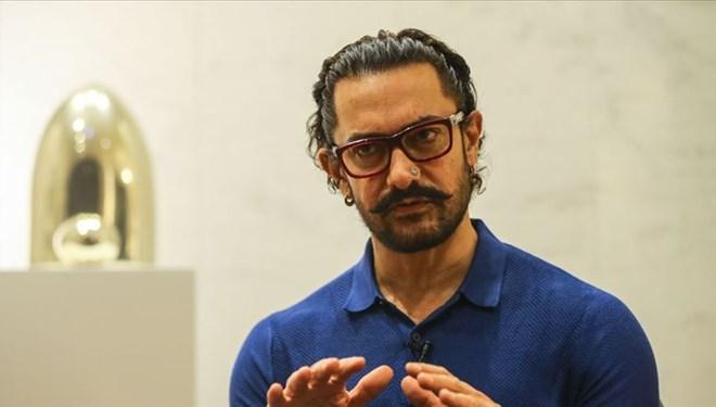 Hint Sinemasının Ünlü Aktörü Aamir Khan Yeni Filmi İçin Türkiye'ye Geliyor