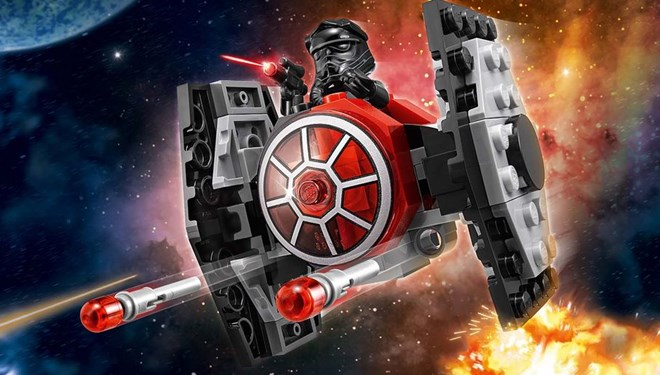 NASA Star Wars Filminin Uzay Aracına Benzer Bir Galaksi Keşfetti