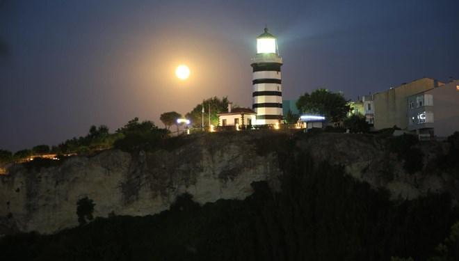 Tarihi Şile Feneri'nde Restorasyon Çalışmaları Başladı