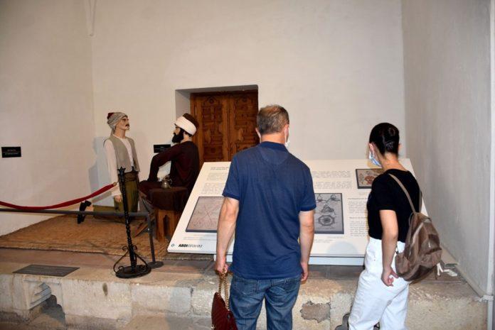 Tarihi Sağlık Müzesi'ne Bayramda Ziyaretçi Akını