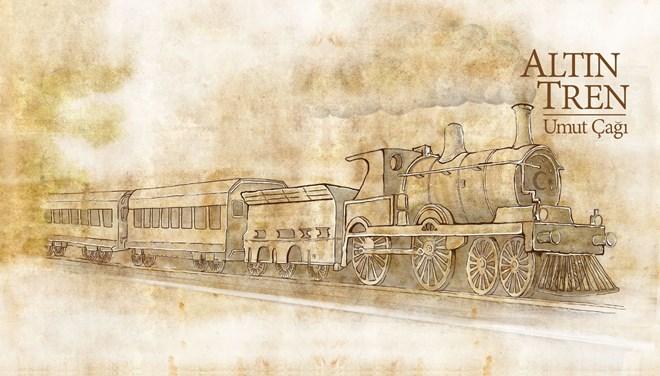 Tarihin Sayfalarına Işık Tutacak 'Altın Tren' Yola Çıkıyor