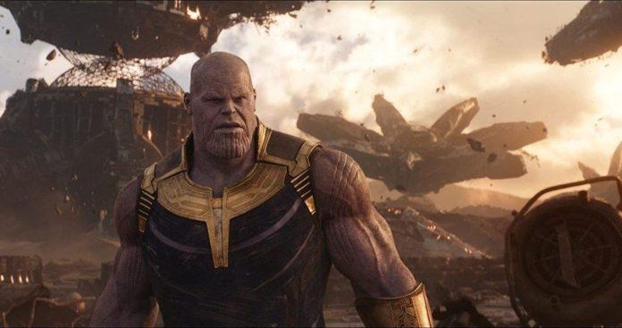 Thanos Deadpool 4'te Yer Alacak