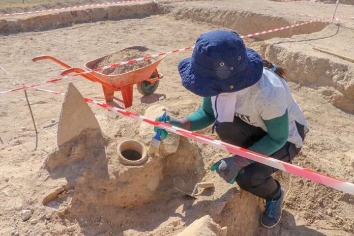 Van'da Urartular'a Ait Yeni Veriler Ortaya Çıktı