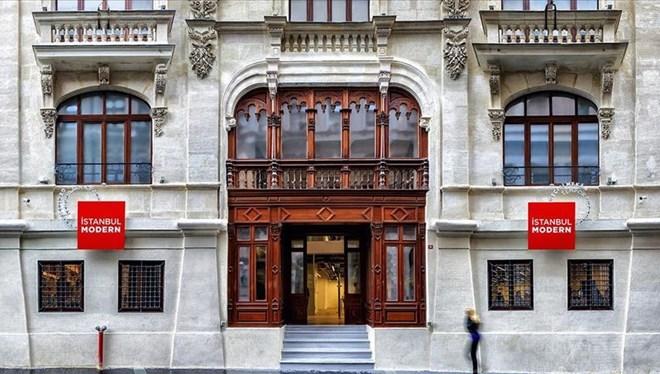 İstanbul Modern Perşembe ve Salı Günleri Ücretsiz Ziyaret Edilebilecek
