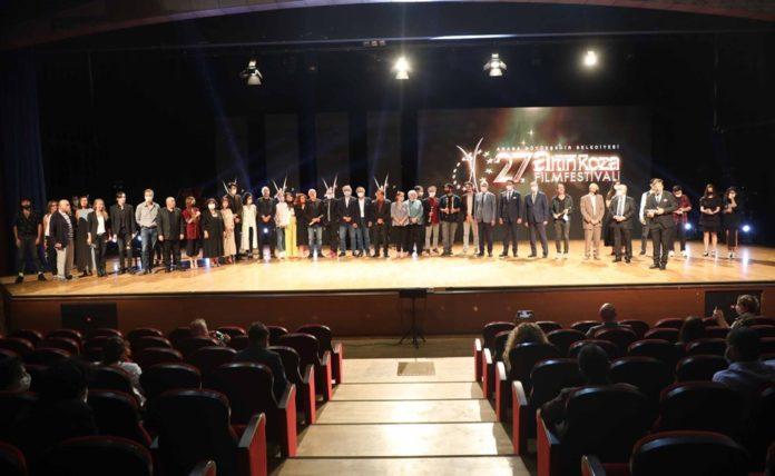 2020 Adana Altın Koza Film Festivali'nde En İyi Film Nasipse Adayız Oldu