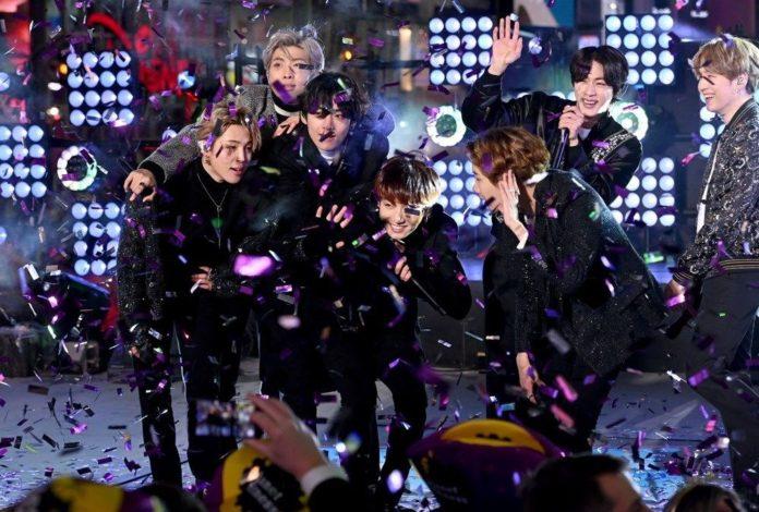 BTS'ten ABD'de Yeni Bir İlk