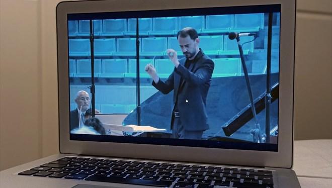 Bilkent Senfoni Orkestrası ile Gökhan Aybulus Müzikseverlerle Online Buluştu
