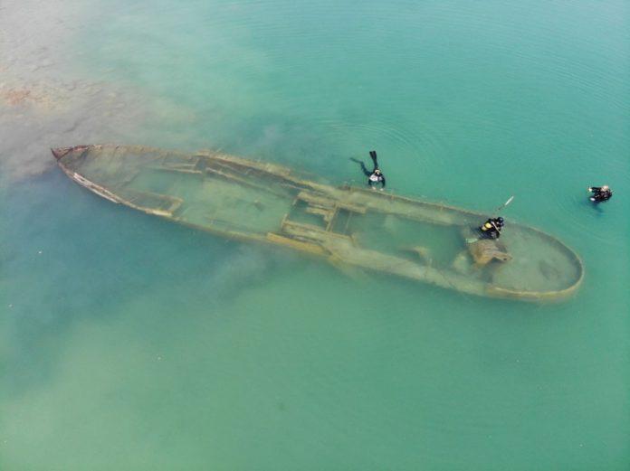 Bir Batık Gemi Daha Gün Yüzüne Çıkartıldı