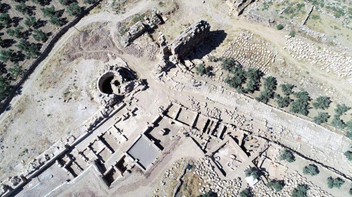 'Dara Antik Kenti Üç Yıl İçinde UNESCO Listesi'ne Girecek'