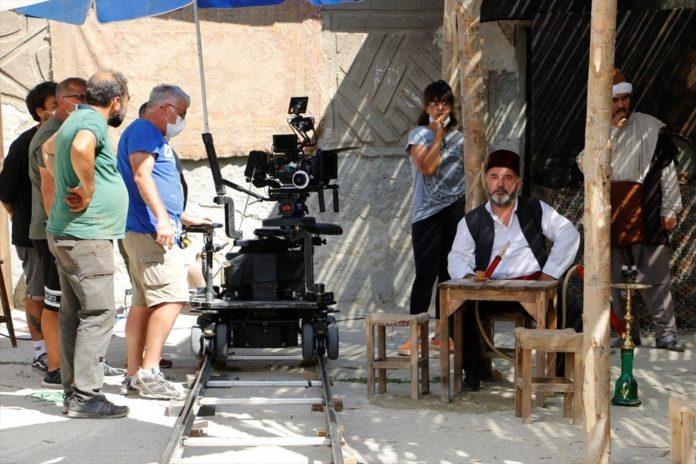 Muallim Filminin Çekimleri Kula'da Devam Ediyor