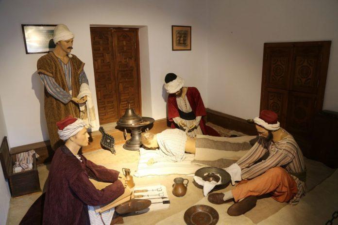 Osmanlı'nın Akıl Hastanesi Müze Oldu