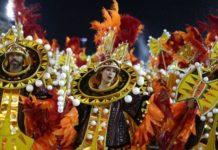 Rio Karnavalı'na da Virüs Engeli
