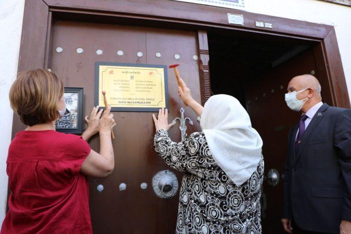 Safranbolu'da 200 Yıllık Eve 'En İyi Korunan Ev Onur Ödülü' Verildi