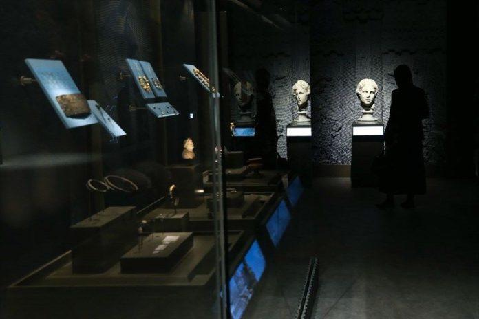 Türkiye Genelinde Müze Sayısı Yüzde 3,5 Artarak 467 Oldu
