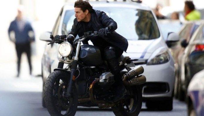 Tom Cruise Görevimiz Tehlike 7'nin Çekimlerinde Ekibi Salgından Korumak İçin Devasa Gemi Kiraladı