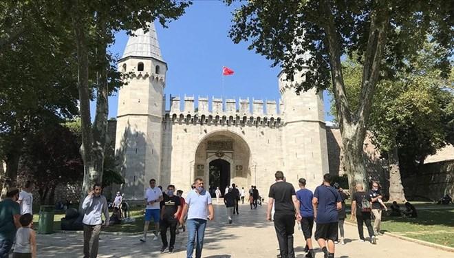 Topkapı Sarayı'nda Padişahın Gizli Yolu Halka Açıldı
