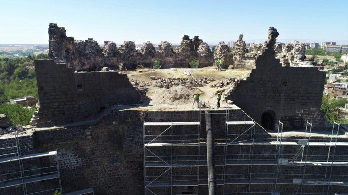 UNESCO Mirası Diyarbakır Surları'nda 500 Günlük Restorasyon Başladı