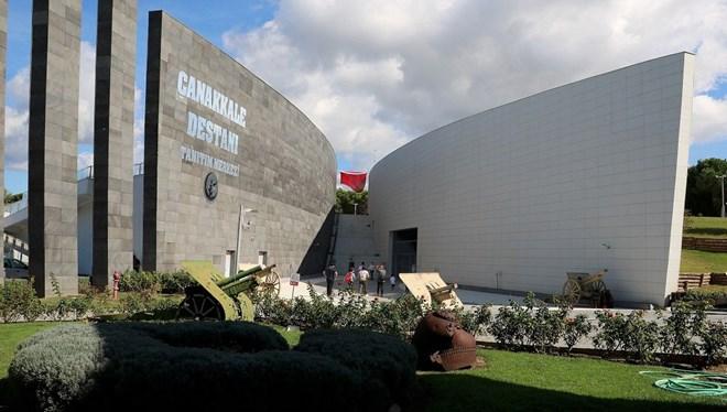 Çanakkale Savaşları Gelibolu Tarihi Alanı'nda Müze Kart Uygulaması