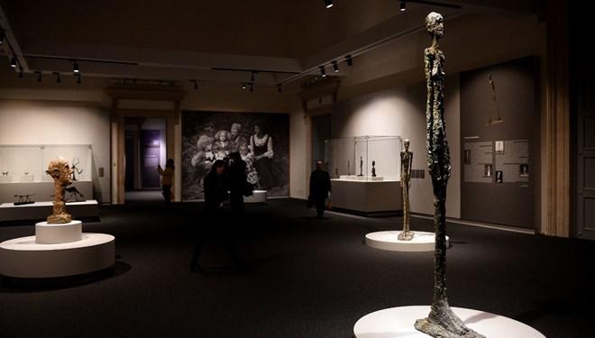 Alberto Giacometti'nin Bir Eseri Daha Satışta