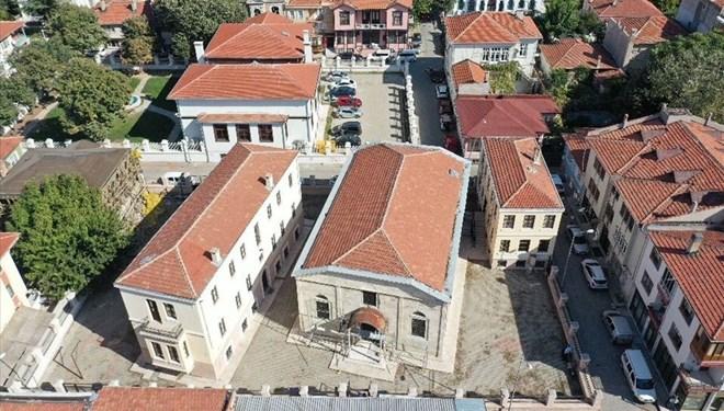 Edirne'de Tarihi İtalyan Kilisesi Balkan Müzik Festivali'ne Ev Sahipliği Yapacak