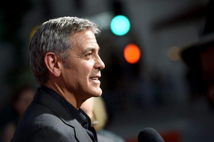 George Clooney, Calico Joe'yu Sinemaya Uyarlıyor