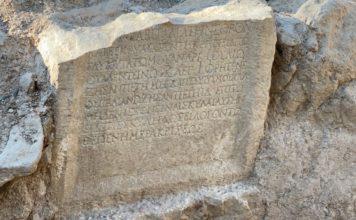İznik'teki Lahit Mezarlarında 1500 Yıllık Mesaj Bulundu